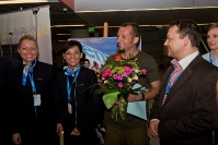 Pół miliona pasażerów Enter Air na Lotnisku Chopina