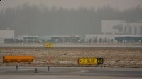 A380 na Lotnisku Chopina