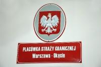 Straż Graniczna - Warszawa Okęcie