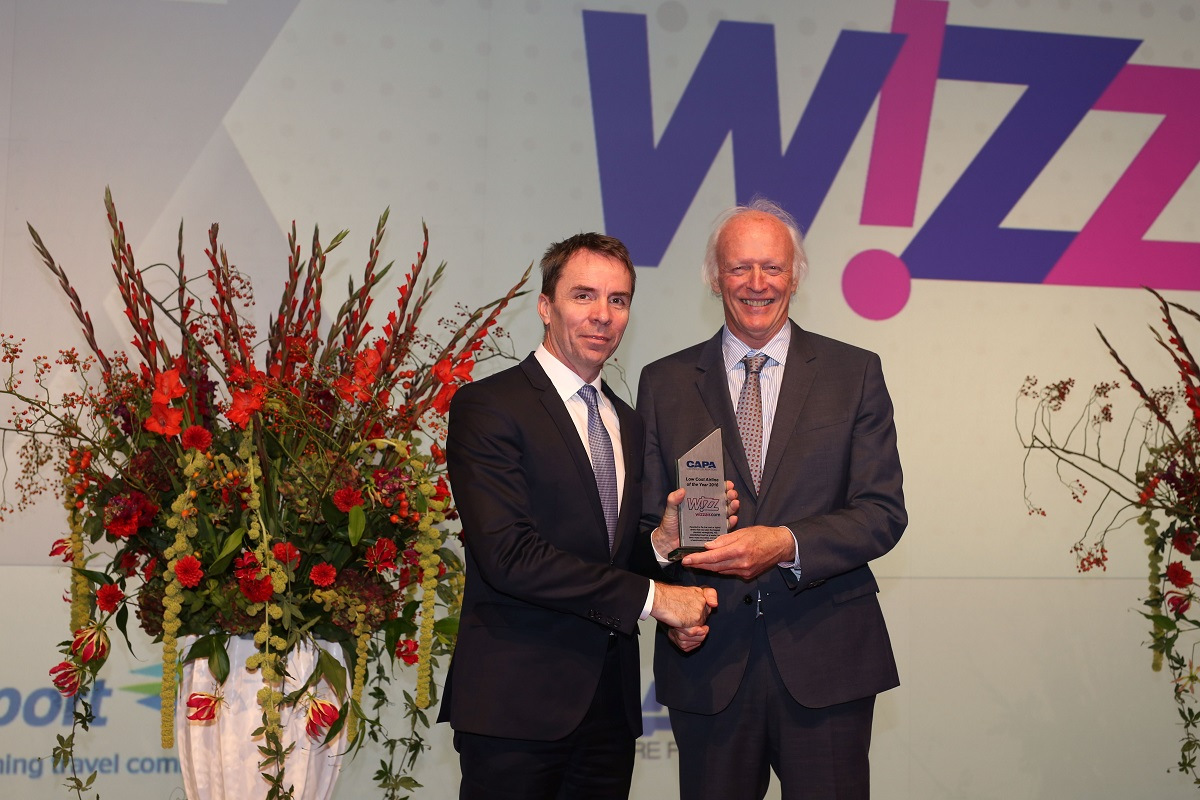 Wizz Air CAPA 2016 Low Cost Airline 2 1200