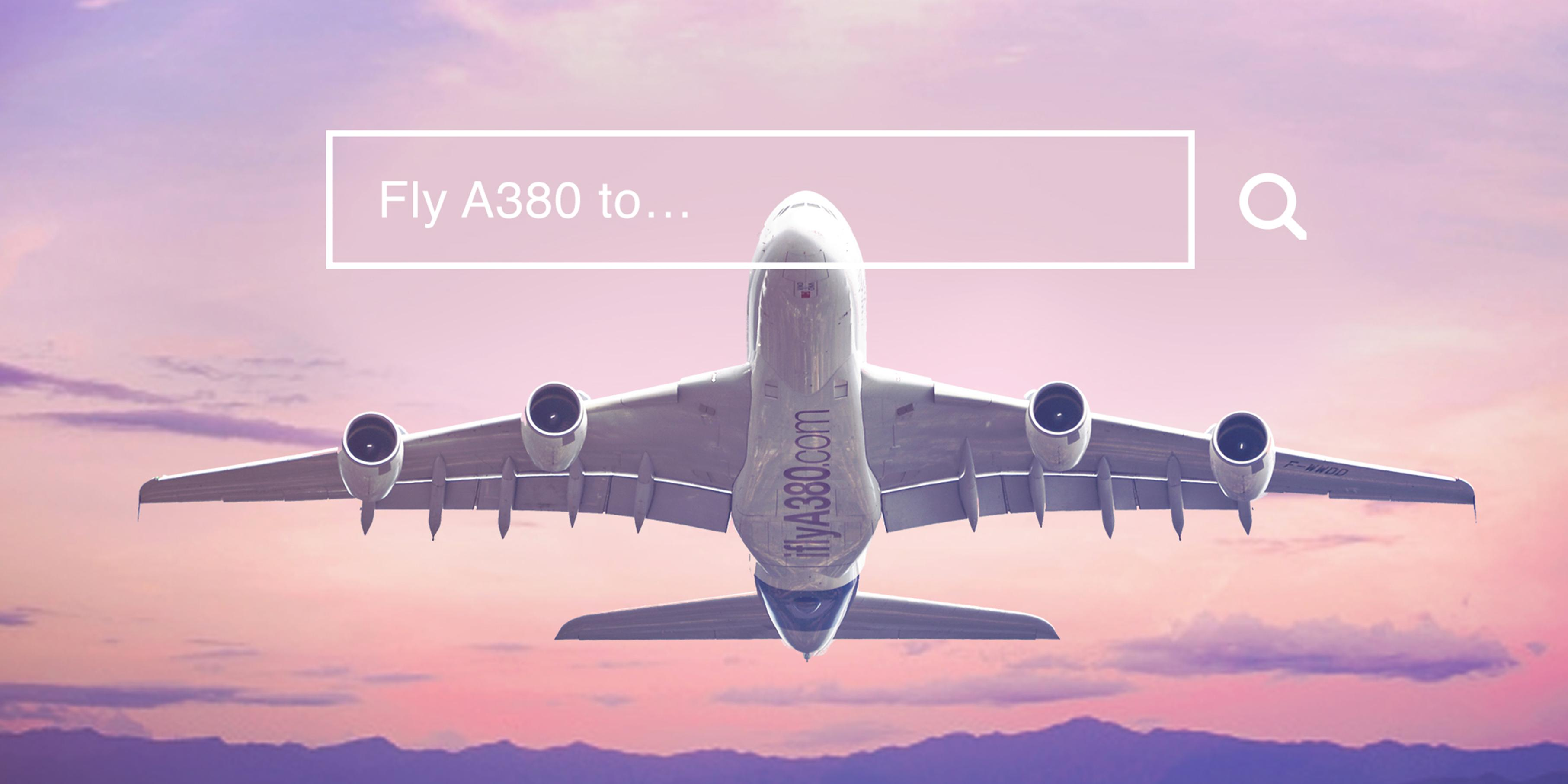 IflyA380 01-choose to fly A380